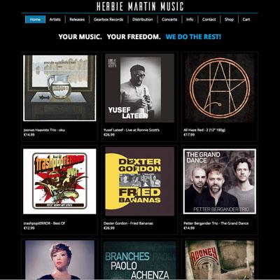 Herbie Martin Music